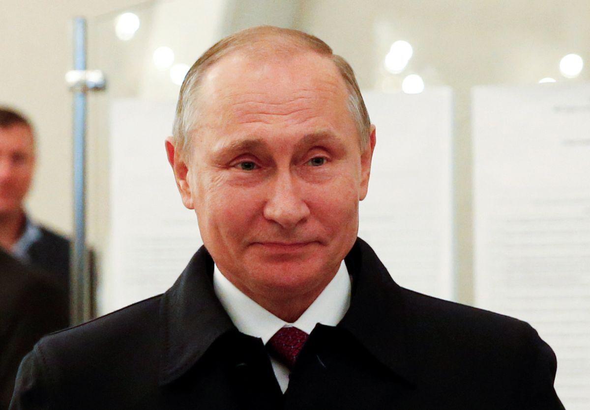 Володимир Путин / REUTERS