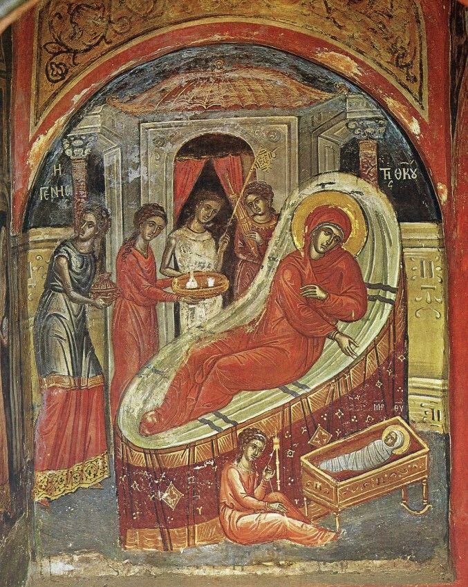 Монастырь Ставроникита, Афон