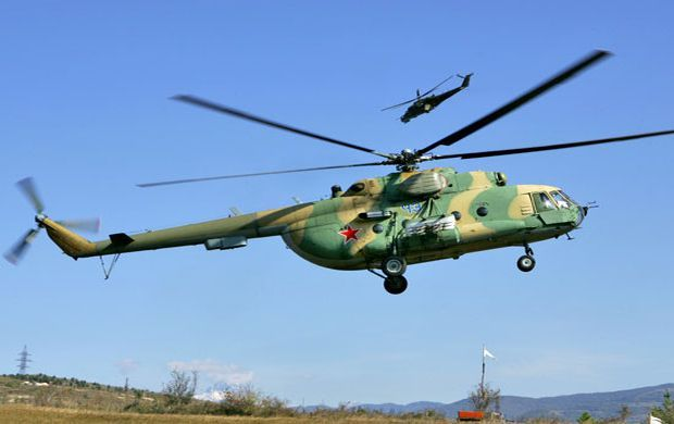Россия покупает у Украины вертолетные двигатели / structure.mil.ru