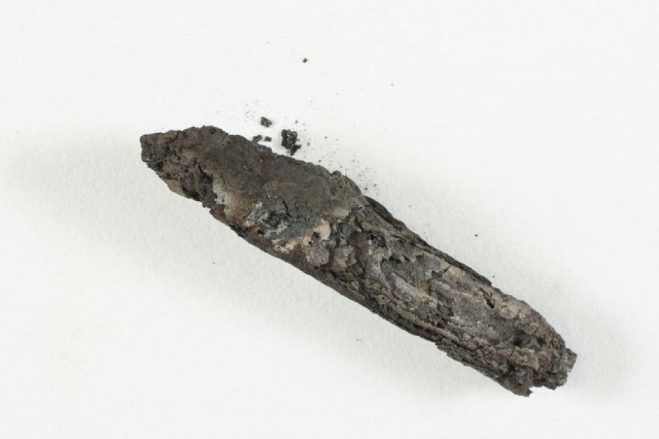 Розшифровано найдавніший сувій Старого Заповіту / antiquities.org.il