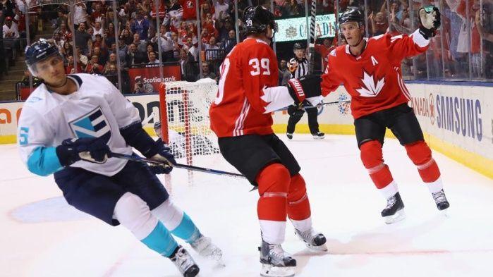 Сборная Канады вышла в плей-офф / wch2016.com