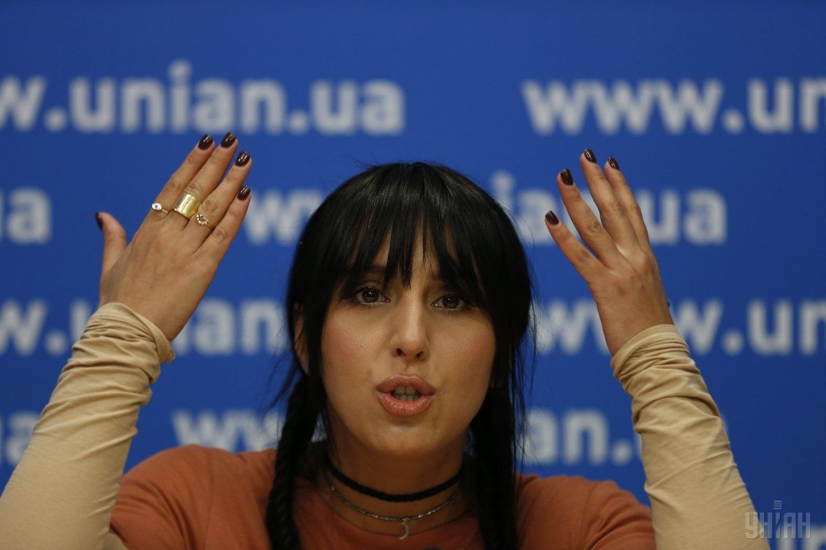Jamala on the attempts of some politicians to invite her to perform at certain events: