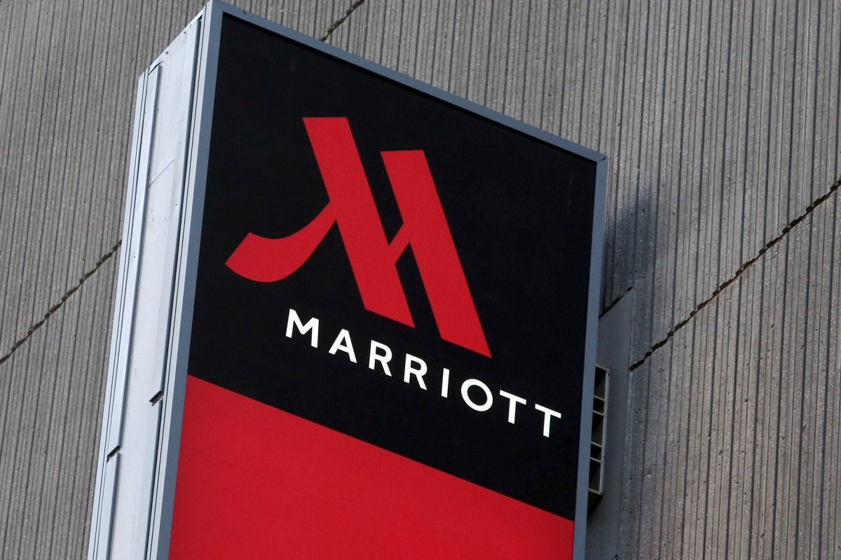 Логотип Marriott / REUTERS
