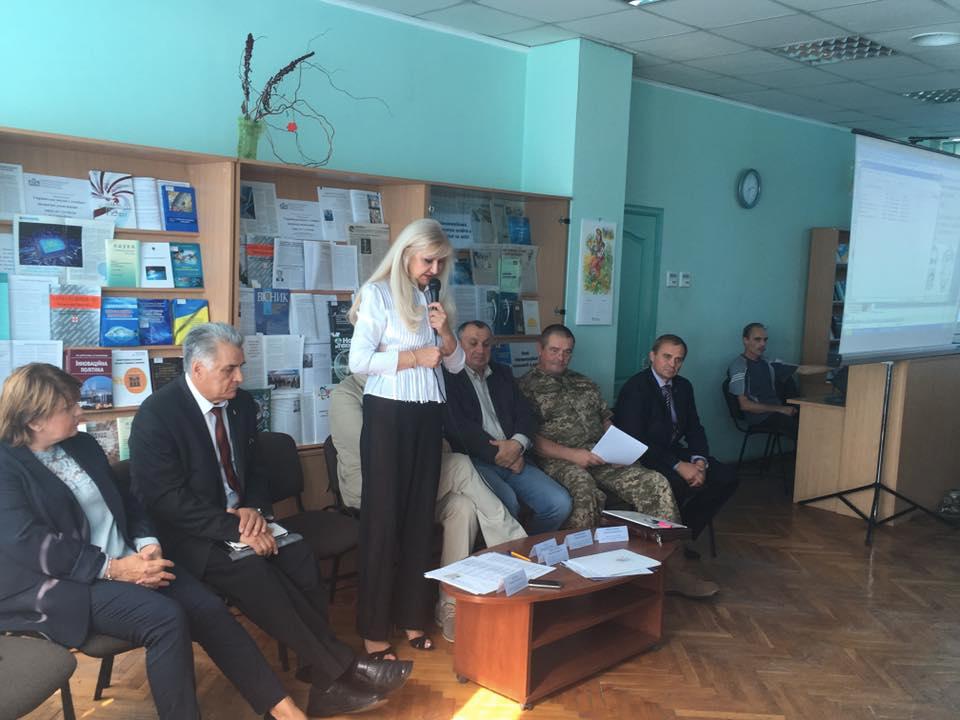 Президиум торжественного заседания изобретателей / Фото Владислав Швец