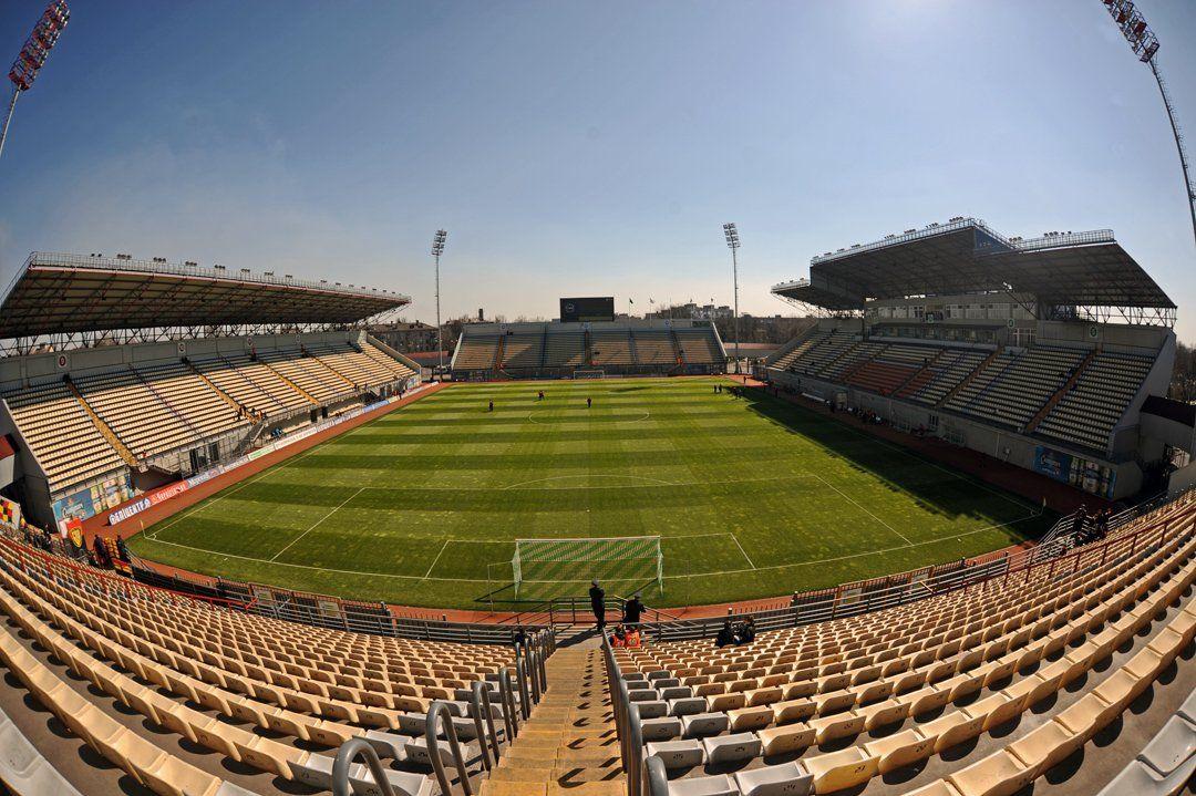 Стадион «Славутич Арена» является имуществом КФК «Металлург»  / фото stadiums.at.ua