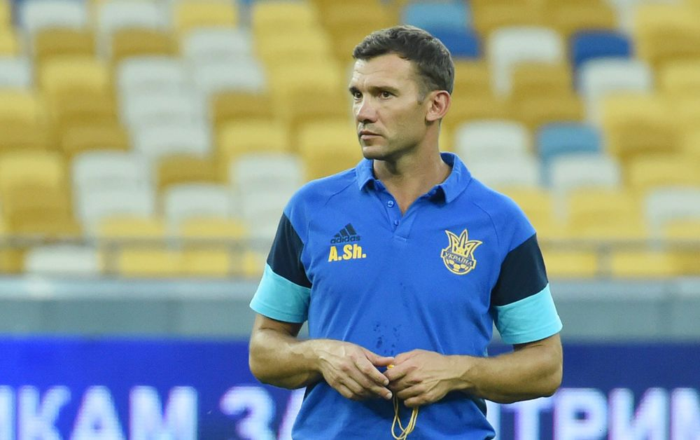 Это будет первая игра подопечных Андрея Шевченко в рамках нового турнира УЕФА – Лиги наций \ ffu.org.ua