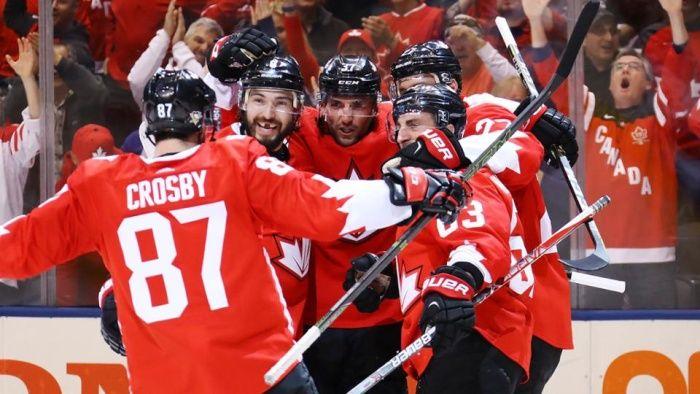 Канада - первый финалист Кубка мира / wch2016.com