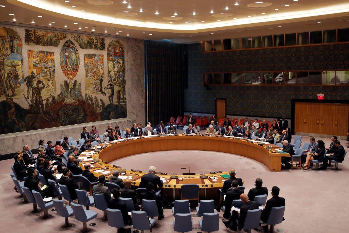 Зал засідань Радбезу ООН, ілюстрація / REUTERS