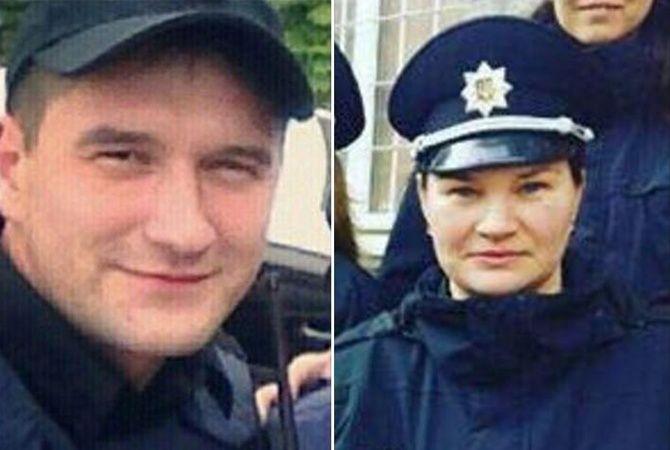 Загиблі Артем Кутишев та Ольга Макаренко / facebook.com