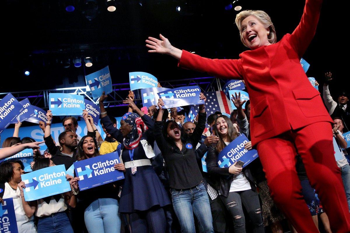 Хиллари Клинтон / REUTERS
