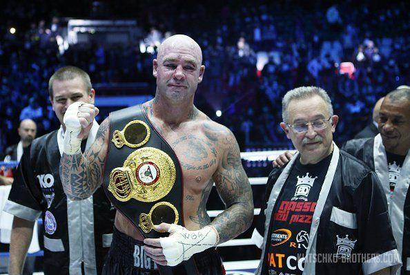 Браун владеет титулом регулярного чемпиона WBA / klitschko-brothers.com