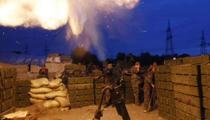 Як пояснили в Міноборони, міномети були або пошкоджені, або відпрацювали свій ресурс / uapress.info
