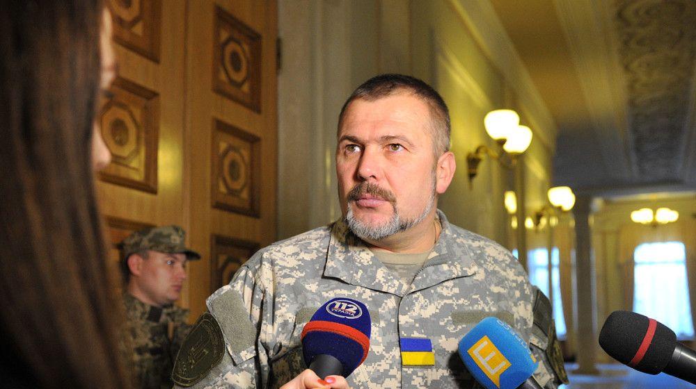 Нардеп Юрій Береза / Фото nfront.org.ua