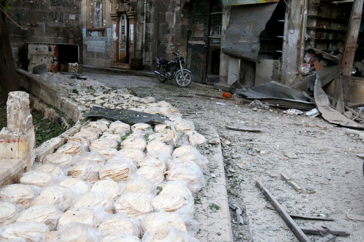 Вулиці Алеппо, ілюстрація / REUTERS