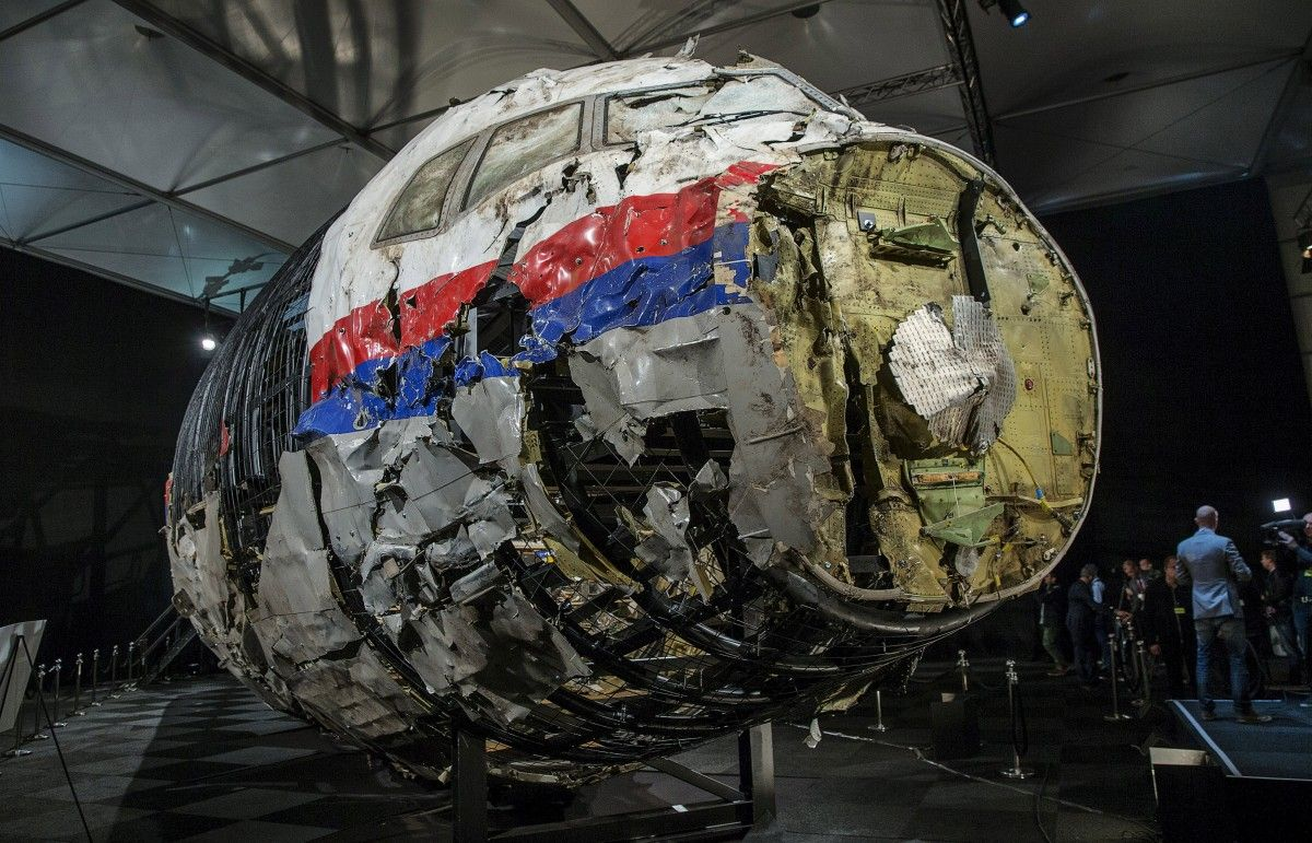 Сбитый МН17 / REUTERS