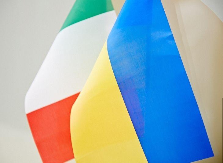 Італія для України є першою за показником позитивного сальдо у двосторонній торгівлі /