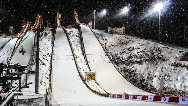 У России отобрали лыжные соревнования / FIS