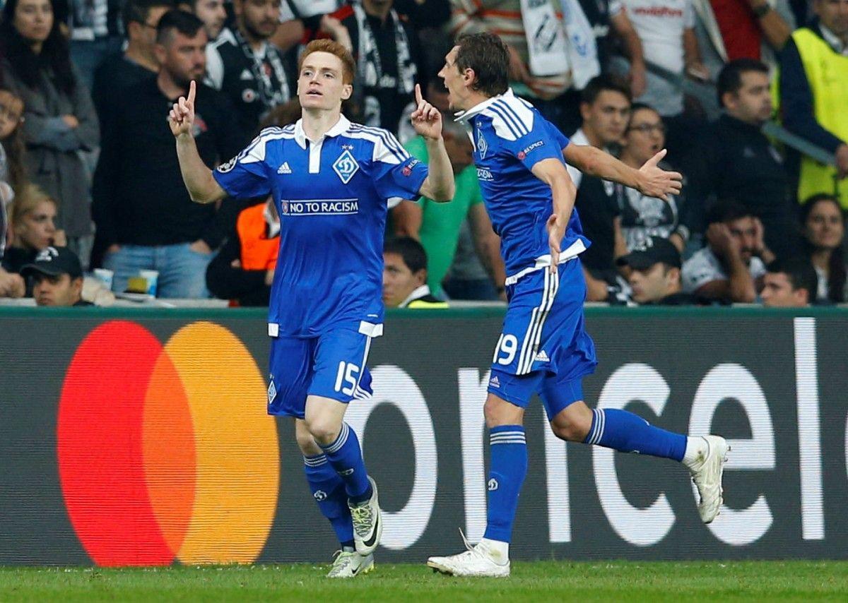 Циганков забив три голи в матчах Ліги Європи нинішнього сезону / Reuters