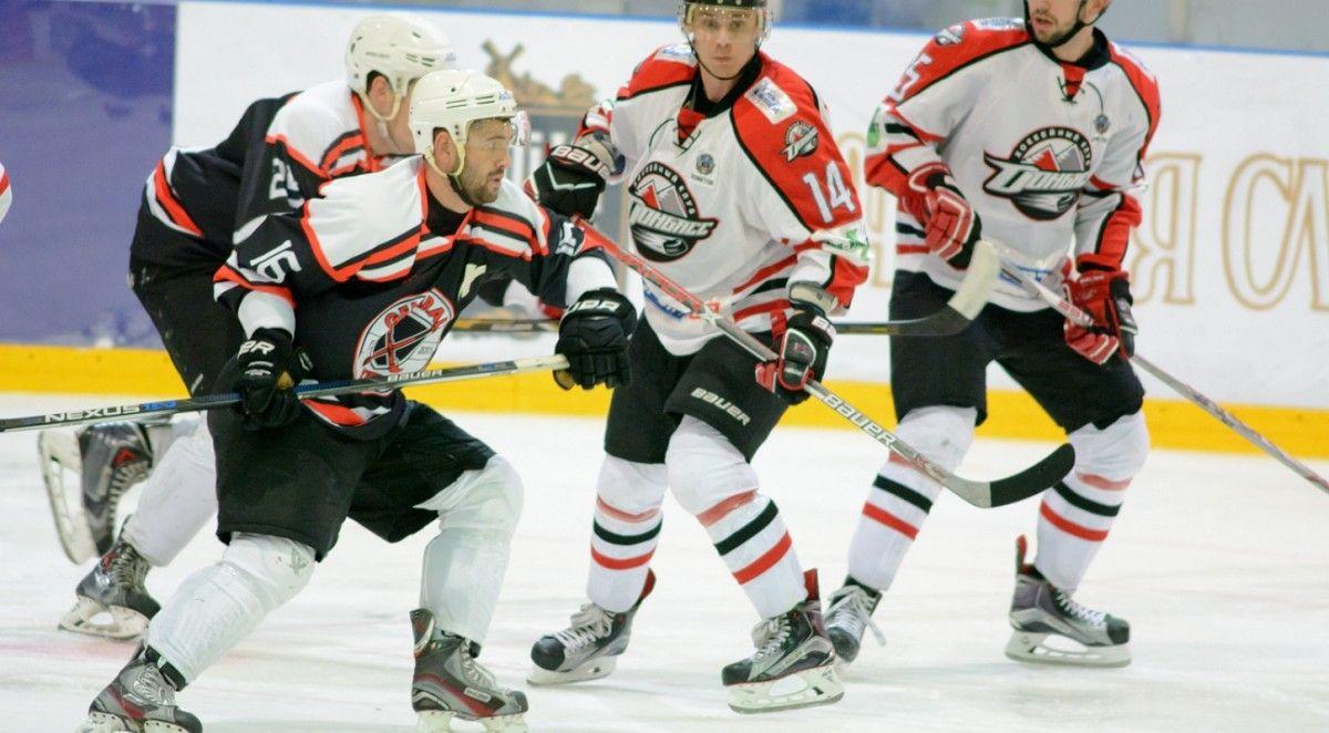 Киевляне стали лидерами регулярного чемпионата / uhl.com.ua