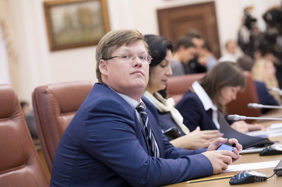 Розенко подчеркнул, что зарплаты в Украине растут быстрее инфляции / фото УНИАН