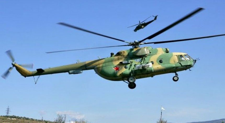 OSINT experts spot landing pads for Russian military helicopters in Donbas (Video)