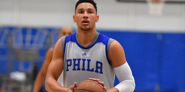 После тяжелой травмы Симмонс точно пропустит начало сезона в НБА / nba.com/sixers