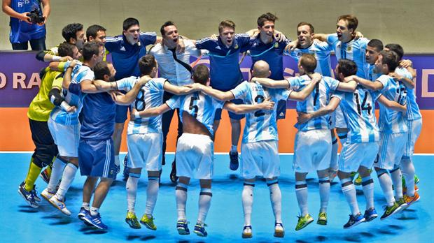 Аргентина стала чемпионом мира по футзалу / lanacion.com.ar