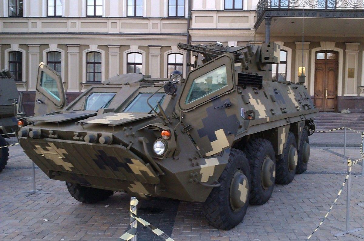 Житомирский бронетанковый завод / wikipedia.org