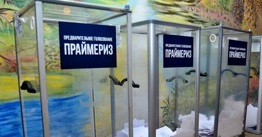 праймериз / Фото: сайт боевиков
