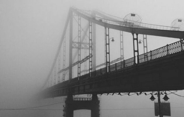 Из-за тумана работа семи морских портов Украины ограничена / фото из соцсетей