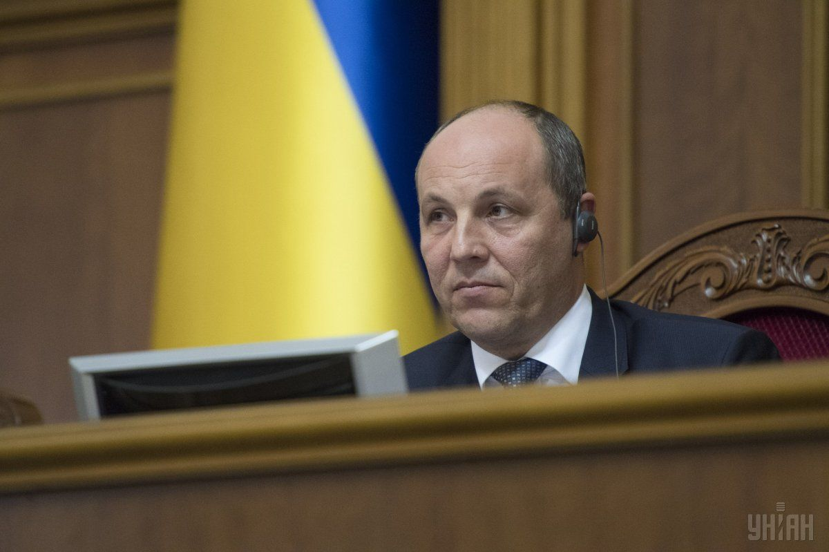 According to Parubiy, it is very important that all inquiries of the MPs should be published / Photo from UNIAN