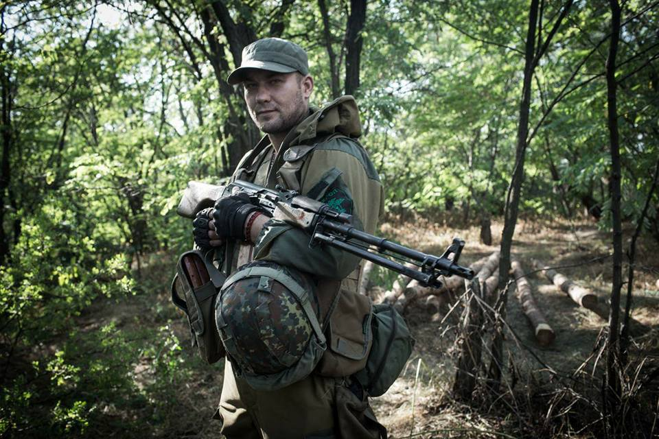 Загинув боєць 1-ї окремої штурмової роти з позивним