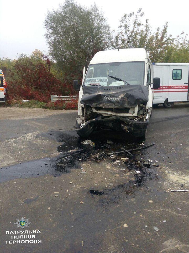 Фото прес-служби патрульної поліції Тернополя