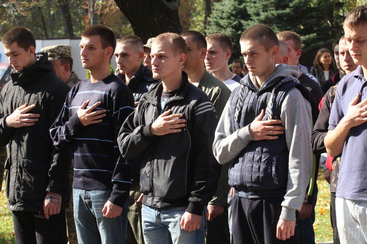 В Украине начинается весенний призыв \ фото УНИАН
