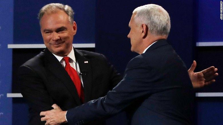 Виборці віддали перевагу представнику від Республіканської партії Майку Пенсу / CNN