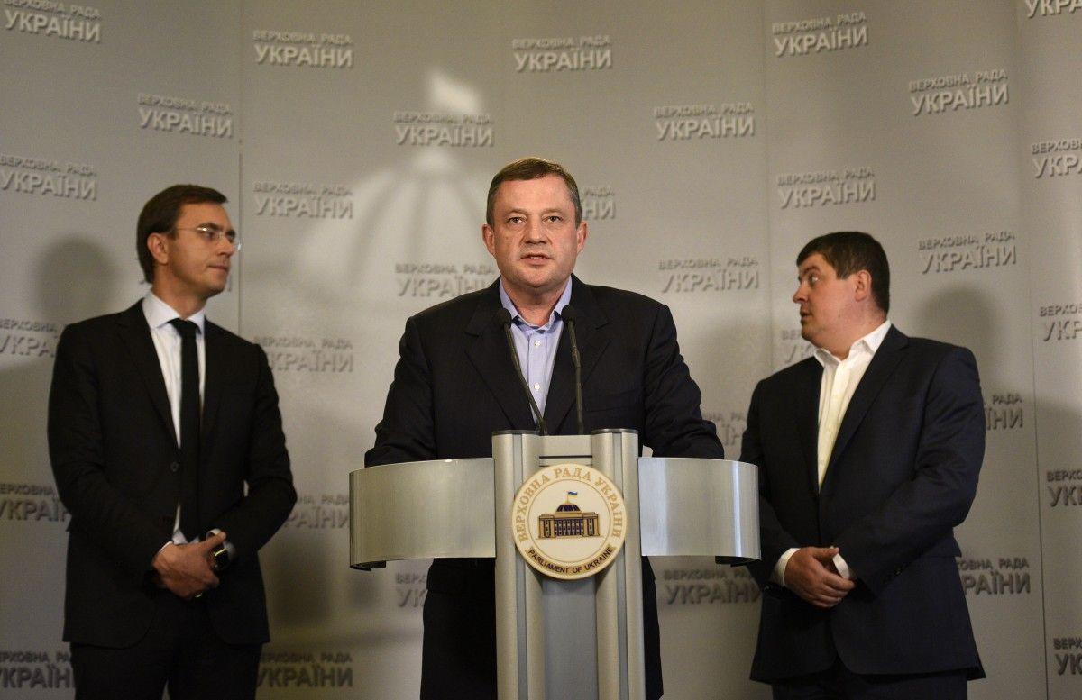 Нардепы призвали Раду создать Дорожный фонд