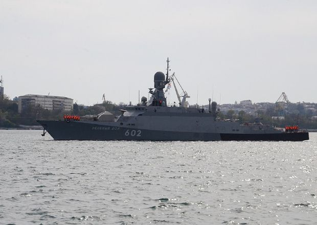 Ukraine prosecutors say over 600 vessels illegally entered ports in occupied Crimea