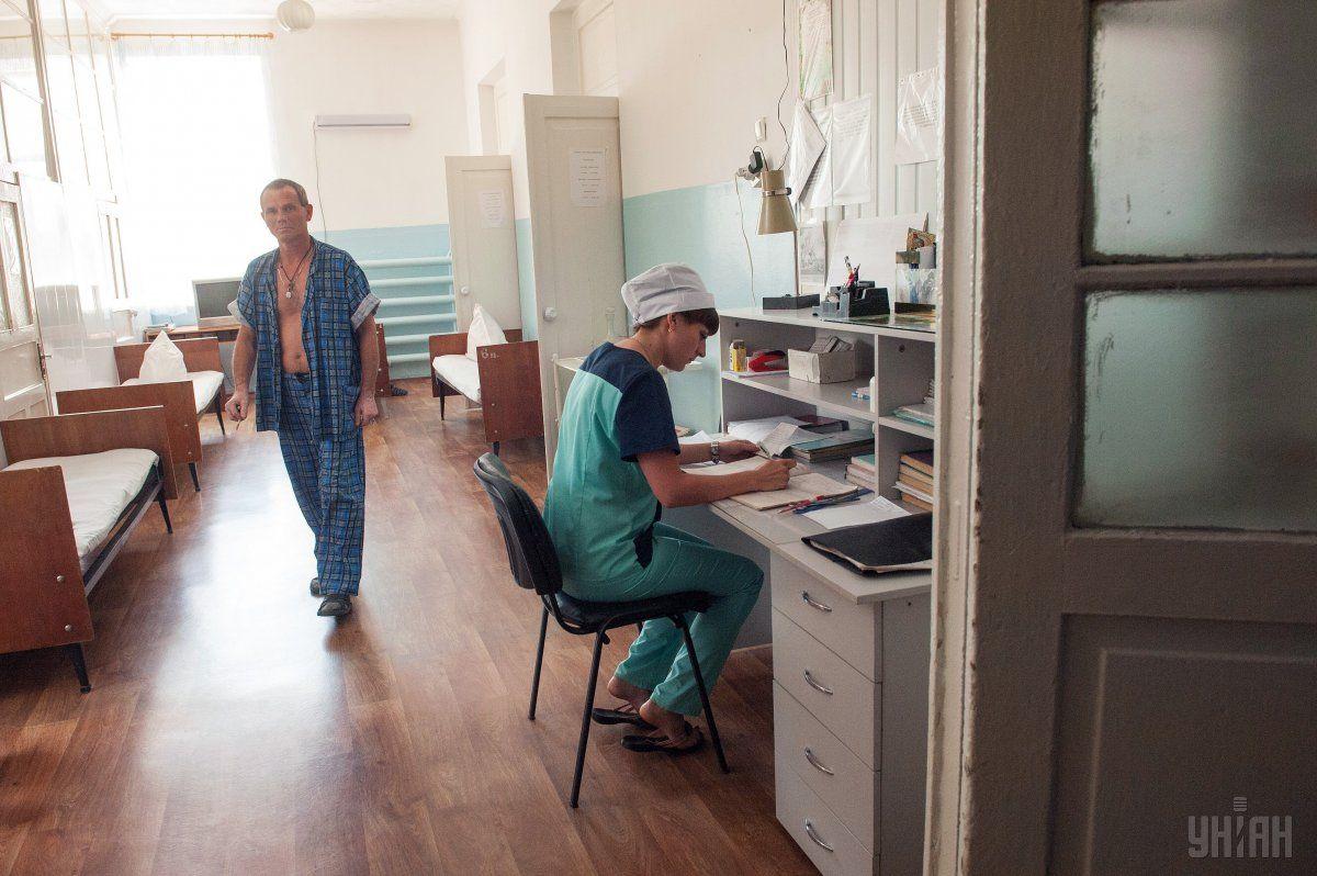 Госпитализированы 23 человека, иллюстративный снимок / фото УНИАН