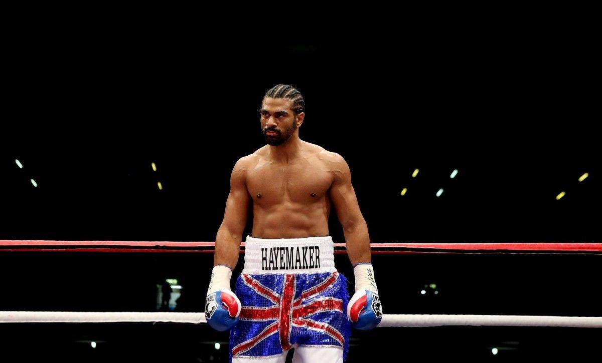 Хэй собирается вернуться на ринг до конца года / boxingscene.com