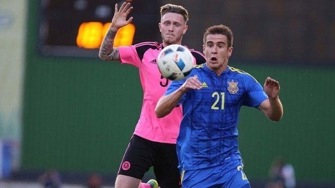Артем Беседин может быть вызван на матч с Хорватией / uefa.com