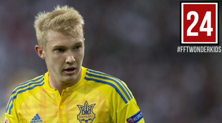 Английские журналисты назвали Коваленко будущим лидером сборной Украины / fourfourtwo.com