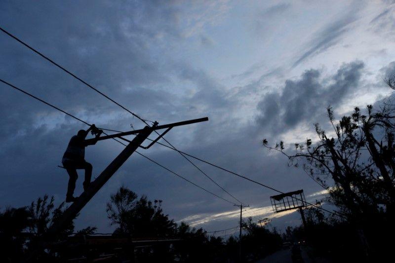 Гаити оправляется от последствий разрушительного урагана