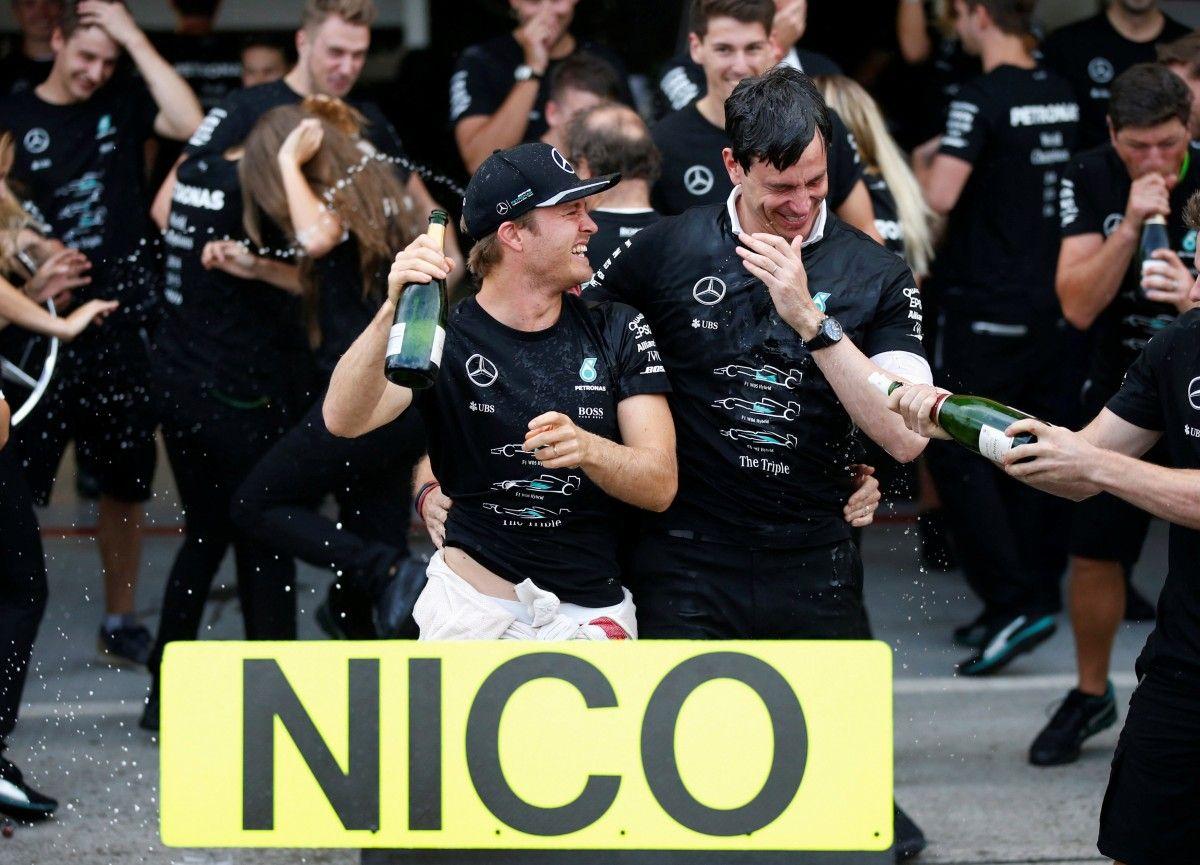Нико Росберг / Reuters