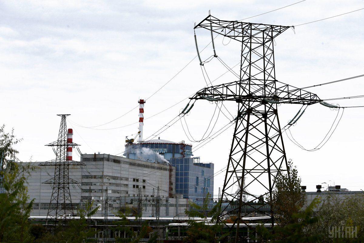 Хмельницкая АЭС отключила от сети второй энергоблок / фото УНИАН