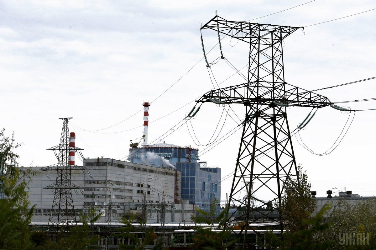 Наразі перший енергоблок Хмельницької АЕС виконує набір потужності/ фото УНІАН