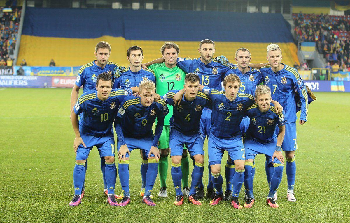 Збірна України сьогодні зіграє з Фінляндією / УНІАН