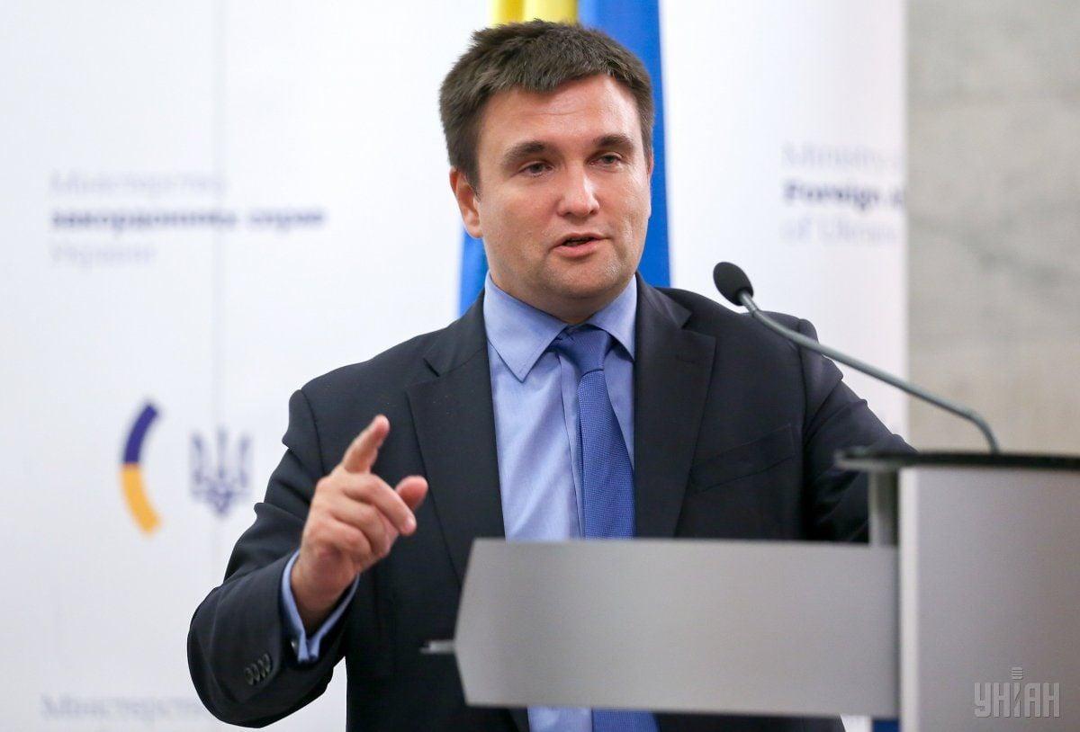 Климкин предложил Польше запретить Юзефа Пилсудского и Армию Крайову / фото УНИАН
