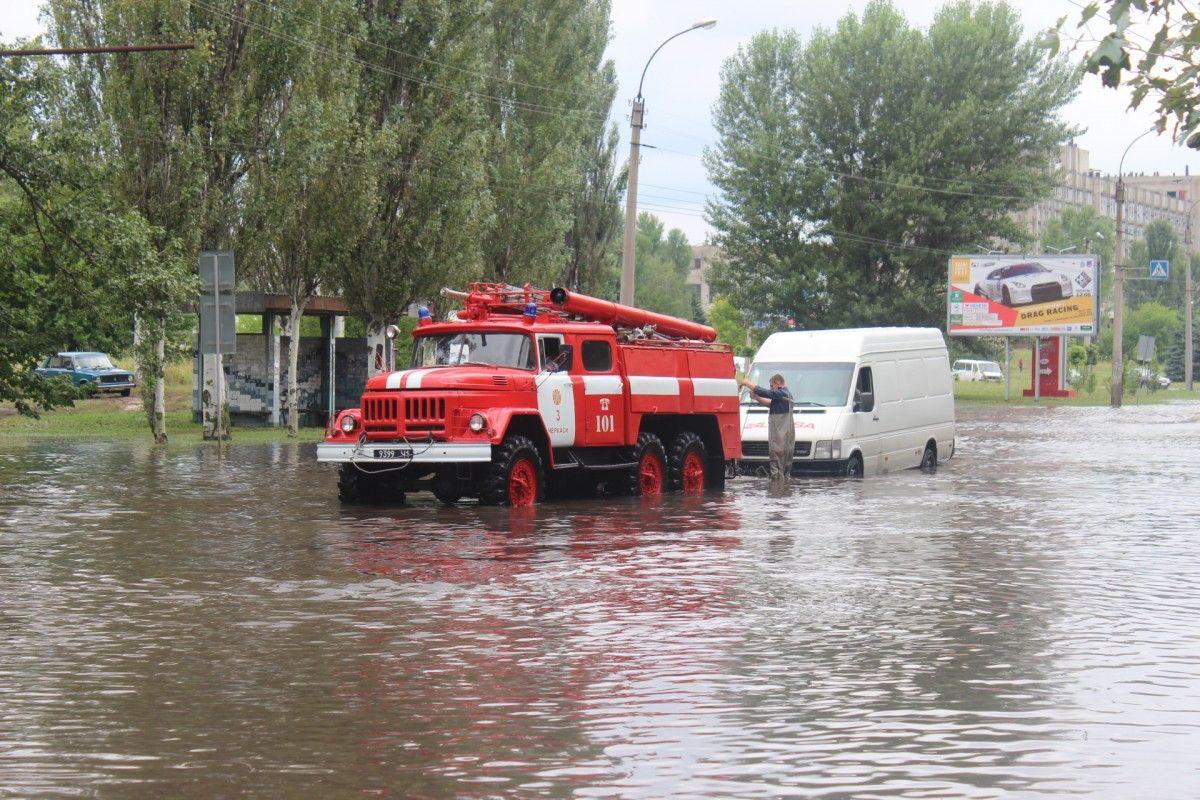В Україні через негоду були знеструмлені населені пункти / ДСНС