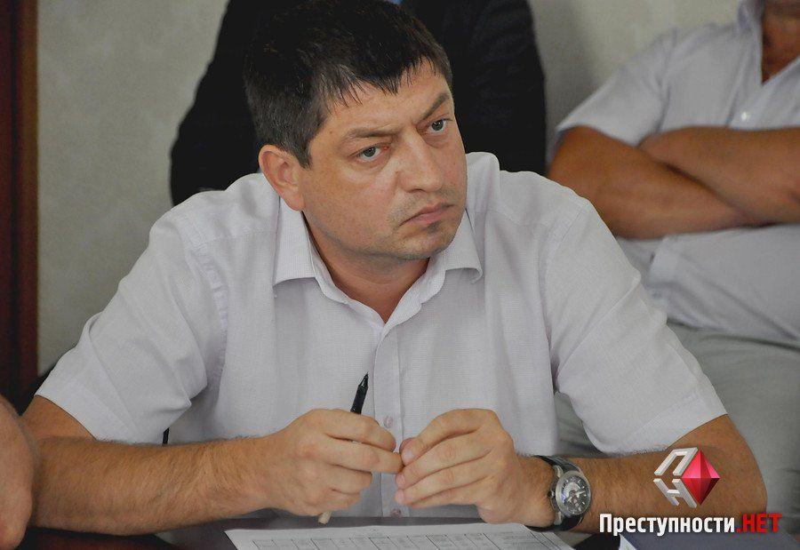 Шуличенко подозревают в вымогательстве взятки / Преступности.НЕТ