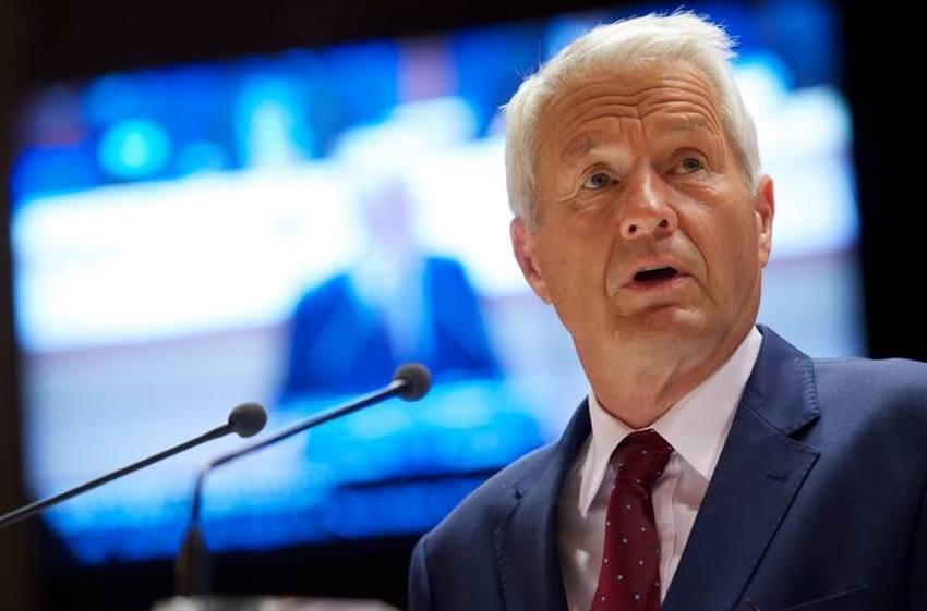 Турбьерн Ягланд представит Путину официальное ходатайство относительно Сенцова / Council of Europe